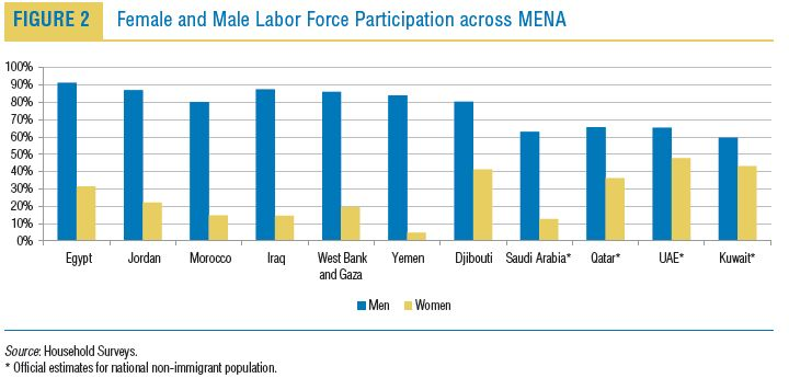 gender in the middle east and north africa access to finance for micro