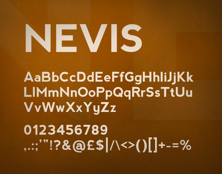 nevis-retro-vintage-font