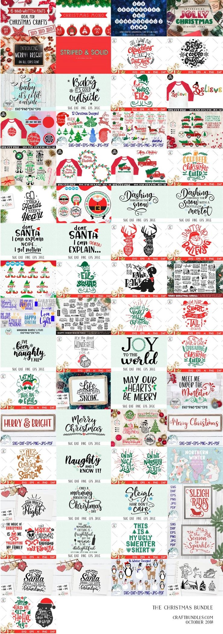 The Christmas Bundle Web3Canvas