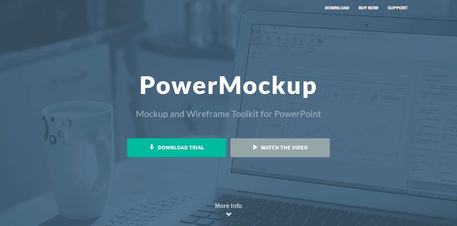 20  Wireframe Tools for Designers   Web3Canvas PowerPoint toolkit for creating wireframes and mockups of mobile  web  and  desktop applications  Goto PowerMockup