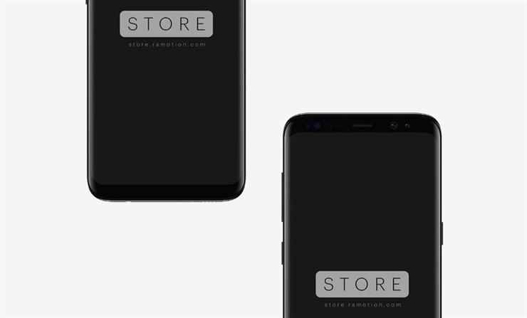50+ Samsung Smartphone Mockups
