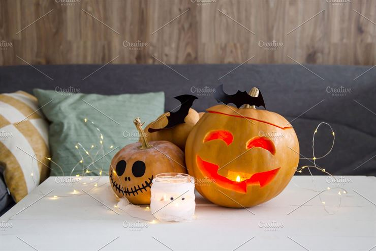 Halloween Party Web3Canvas