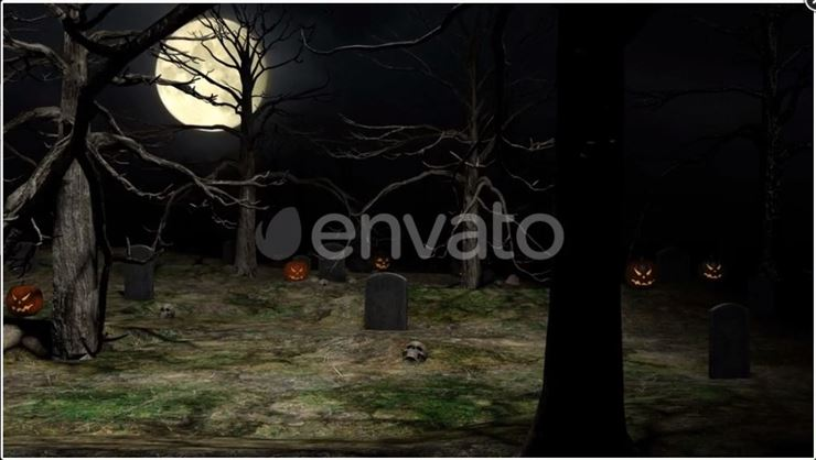 Halloween Video - 11 Web3Canvas