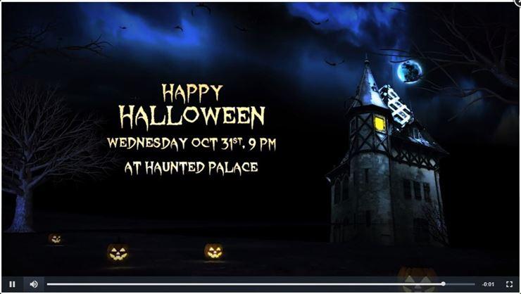 Halloween Video - 12 Web3Canvas