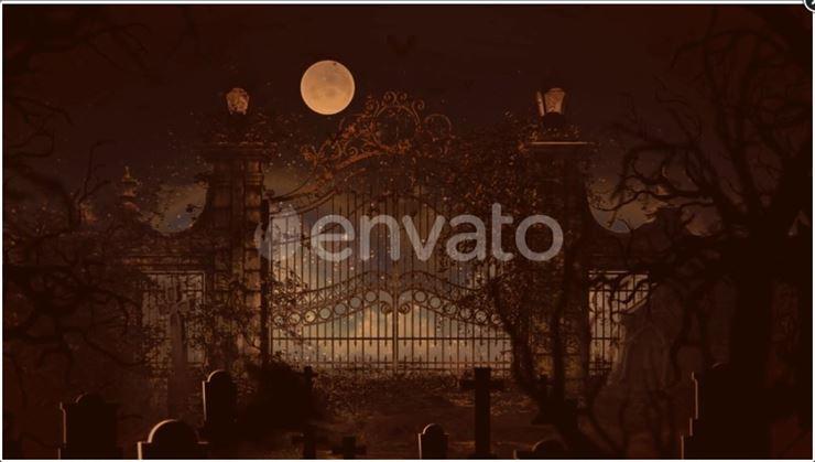 Halloween Video - 5 Web3Canvas