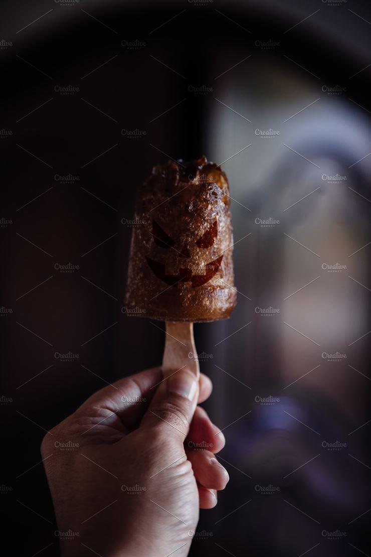 Ice cream for Halloween - 2 Web3Canvas
