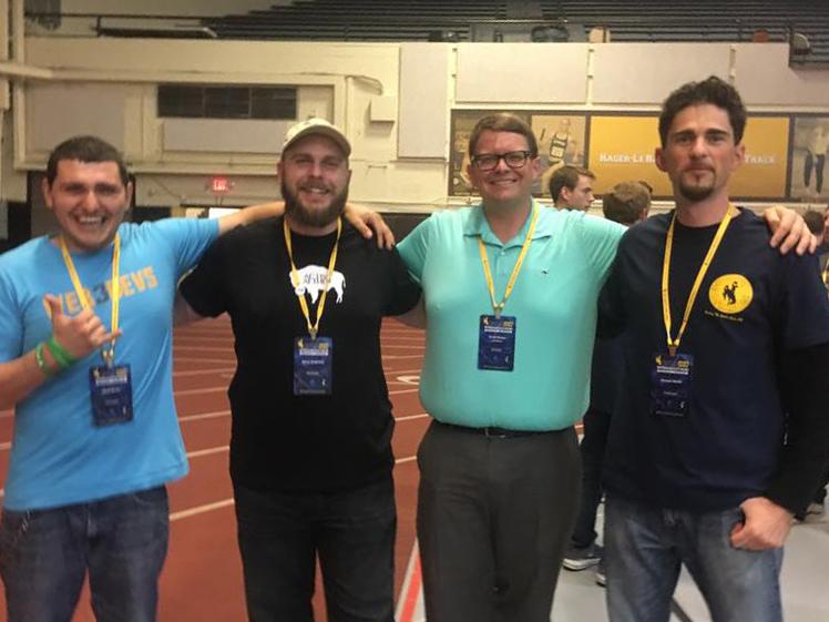 web3devs win big at WyoHackathon