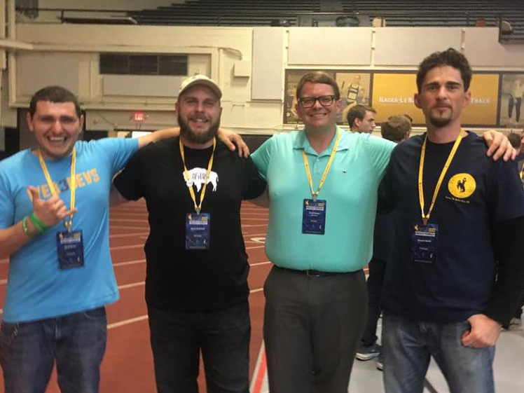 web3devs win big at WyoHackathon