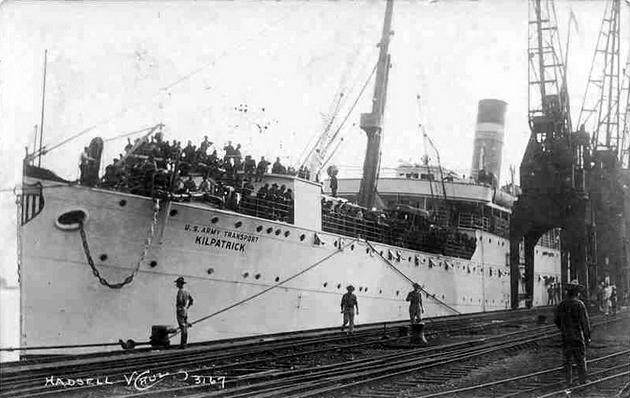 1914 RPPC