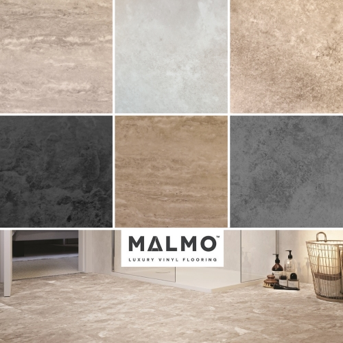 malmo rigid waterproof click tiles