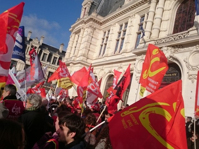 1er mai unitaire dans la Vienne : le tract d'appel