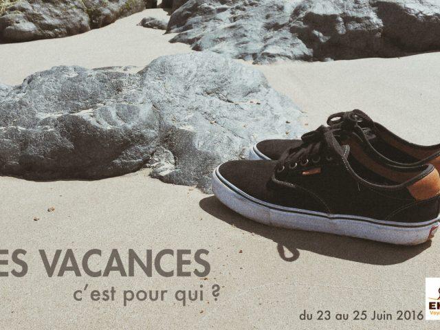 Le « Droit aux Vacances pour  Tous » pour sauver le tourisme en France