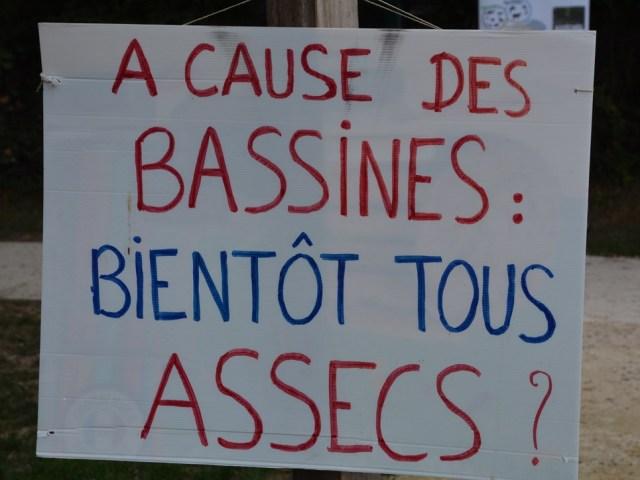 [Vidéo] «Bassines non-merci 86» sur France 3 région