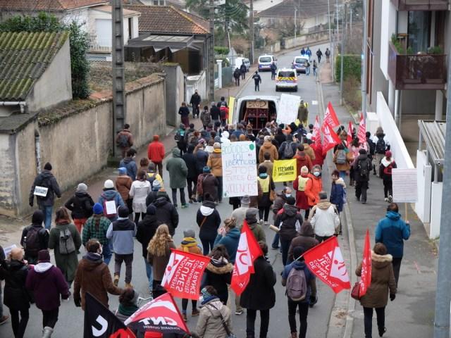 [Vidéo] Le 9, le 16 janvier : retour en images sur les mobilisations…