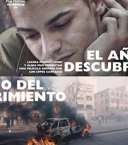 Ciné-rencontre «El año del descubrimiento»