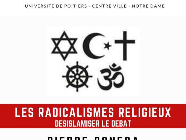 Les radicalismes religieux : désislamiser le débat