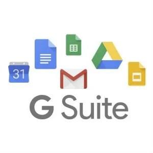 contas google suite