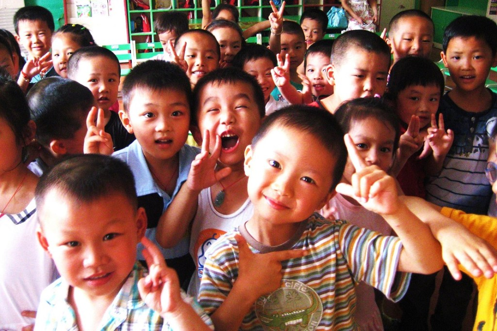 Teaching-English-in-Chinese-Young-children-China
