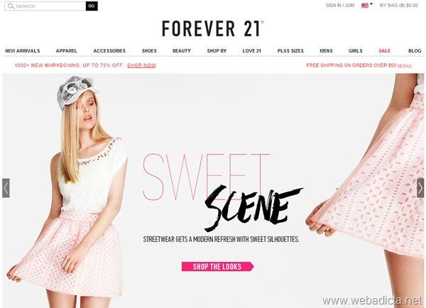 como comprar en forever21