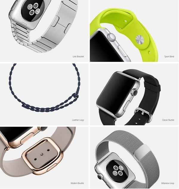 apple watch - correas