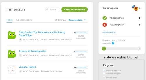 duolingo el mejor curso gratis de idiomas online - inmersion