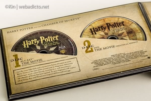 review bluray harry potter hogwarts collection-7479