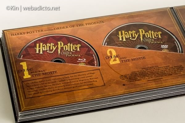 review bluray harry potter hogwarts collection-7482