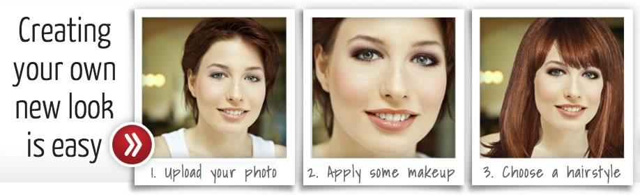 Cortes de cabello cambio de look Realiza tu cambio de look con cortes de cabello y maquillaje en línea con Taaz