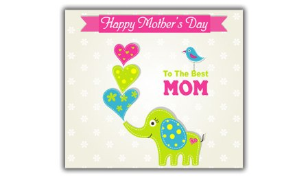 Postales del día de la madre, por si tienes una mamá digital