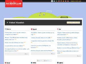 Noticias de futbol en Purobalon.com