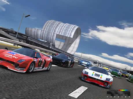 Juegos de carros,  trackMania Nations Forever
