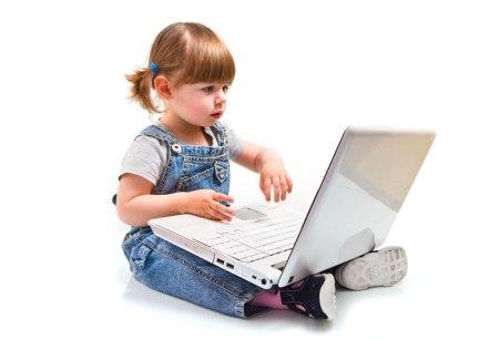 Tarjetas del día del niño para felicitar a los niños webadictos en su día