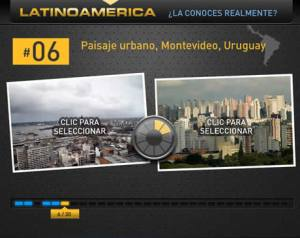 The Amazing Race, Juego online