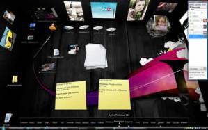 Escritorio 3D en Windows con bumptop