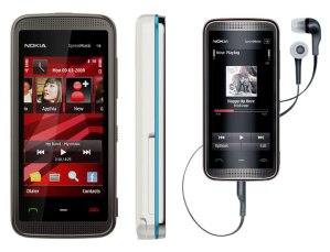 Nuevo Nokia 5530 Touch Screen