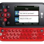 Nuevo LG GT-360 Text it - LG-GT-360