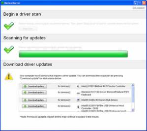 Actualizar drivers Windows con Device Doctor