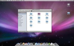 Temas ubuntu, Mac4Lin