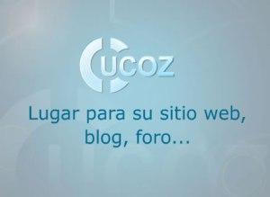 Paginas web gratis en uCoz