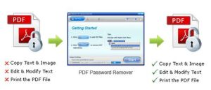 Desbloquear PDF con PDF Password Remover