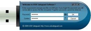 Proteger archivos de memorias usb con USB Safeguard