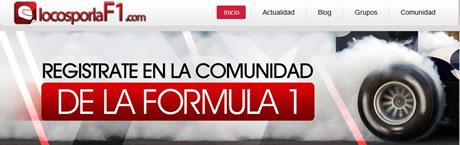 Red social para aficionados a la Formula 1