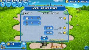 Juegos para celular, Farm Frenzy