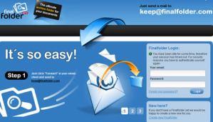 Respaldar documentos online con FinalFolder