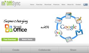 Une Google Docs con Microsoft Office gracias a OffiSync