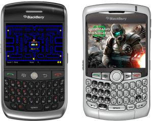 Descarga Juegos gratis para tu Blackberry