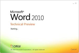 Microsoft Office 2010 deja de ser beta y esta listo para su producción
