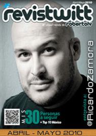 Revista Twittera, Edición Abril-Mayo 2010