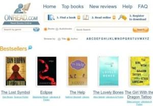 Leer y descargar libros en Onread