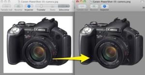 Elimina el fondo de una imagen en Mac